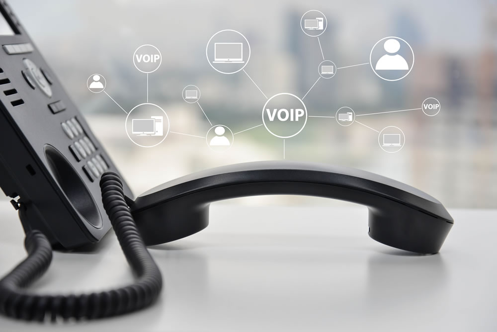 VOIP_Office_Phone